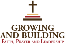 Growing and Building Logo